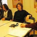 Moritz, Serdar, David, Benni - jenseits