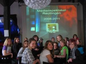 Abschlussparty Medienspektakel