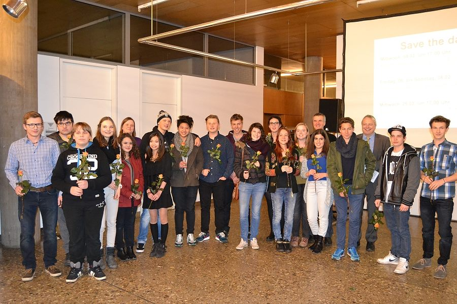 Kandidatentage JGR 2015 - Computerwerkstatt