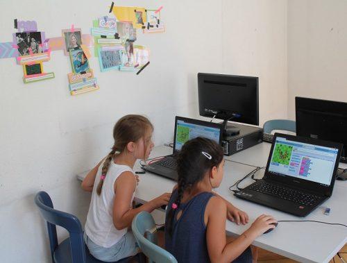 Programmierkurs - nur für Mädchen