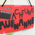 Achtung Aufnahme - Green Screen Workshop - Jugendmedienwoche 2018